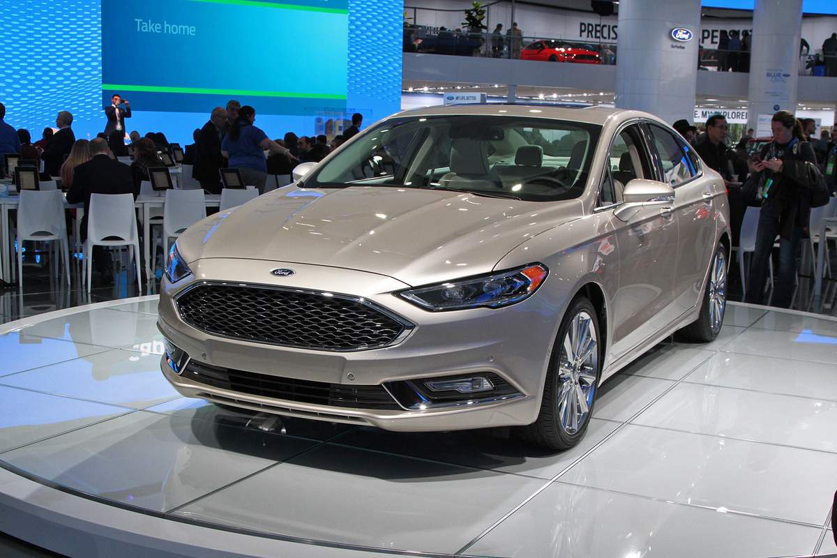 Форд мондео новый цена 2017 года