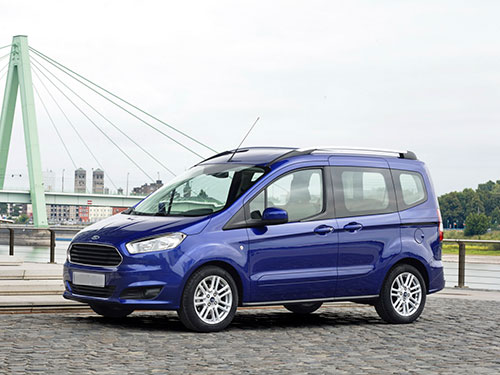 Ремонт Ford Tourneo Connect